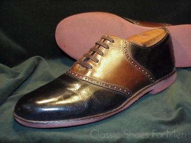 Vintage COLE-HAAN Two-Tone, All-Weather