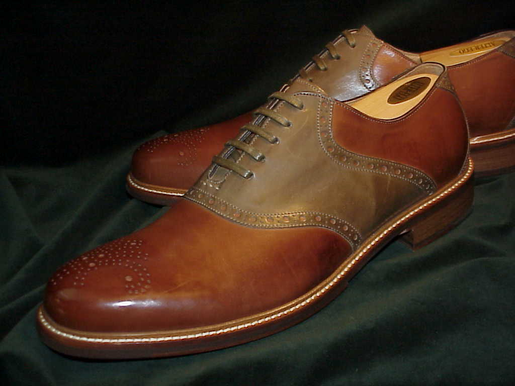 COLE-HAAN Limited Edition Saddle Oxford