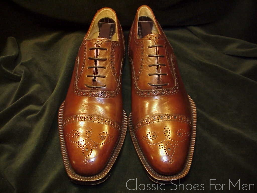 """6d9086e67 english. Cole-Haan Limited Edition """"Spade Sole"""" Cap-Toe ..."""