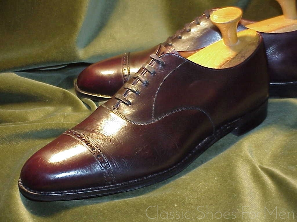 Edward green cole haan cap toe oxford classic shoes for men jpg 1024x768 Edward  green shoes 935e136907a