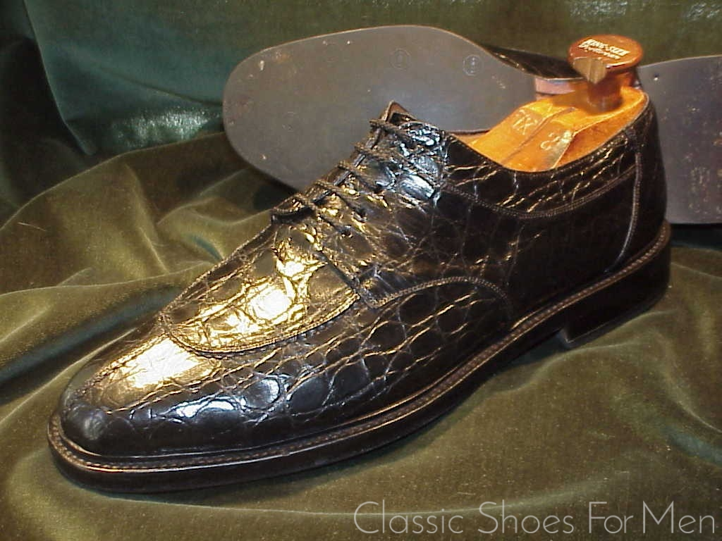 Mezlan alligator shoes | Fashion | Schuhe herren und Schuhe