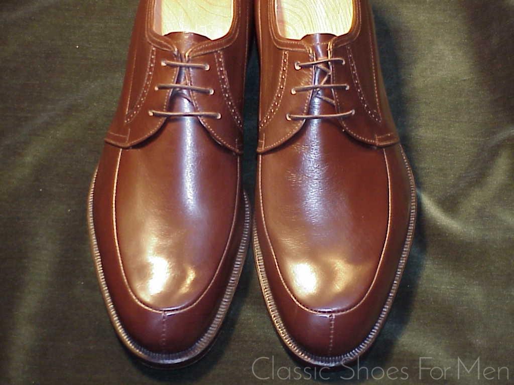*NEW – Custom Made LEE KEE (Hong Kong) Split-Toe Norwegian: 42 5D | Classic  Shoes For Men