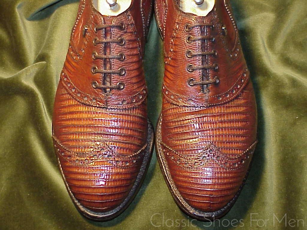 Footjoy Exotic Golf Shoes