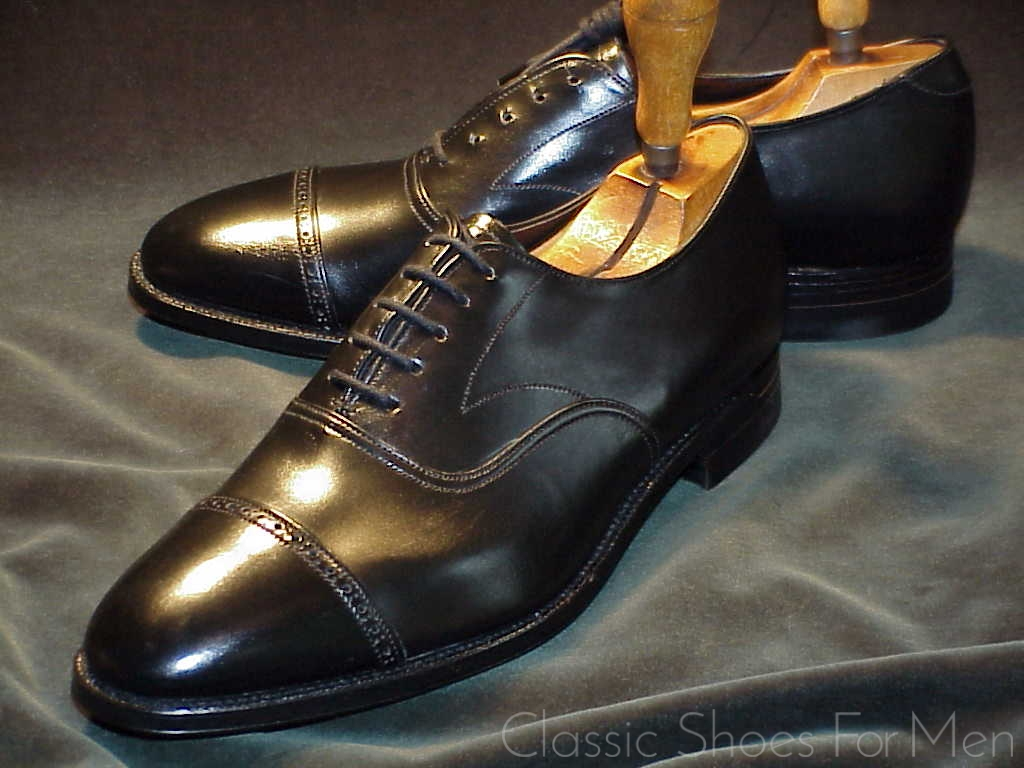 am beliebtesten vorbestellen Schnäppchen für Mode Antik Cap-Toe